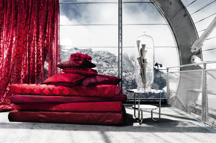 Thuma wohnwerkstatt gardinen for Wohndesign 2012
